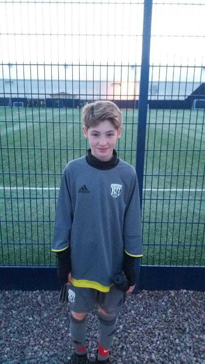 ARCHIE OLIVER - AGE: 12CLUB: WEST BROMWICH ALBION FCPOSITION: MIDFIELDSTARTED IPDA: 12TH NOVEMBER 2015SIGNED FOR ACADEMY: 4TH APRIL 2017