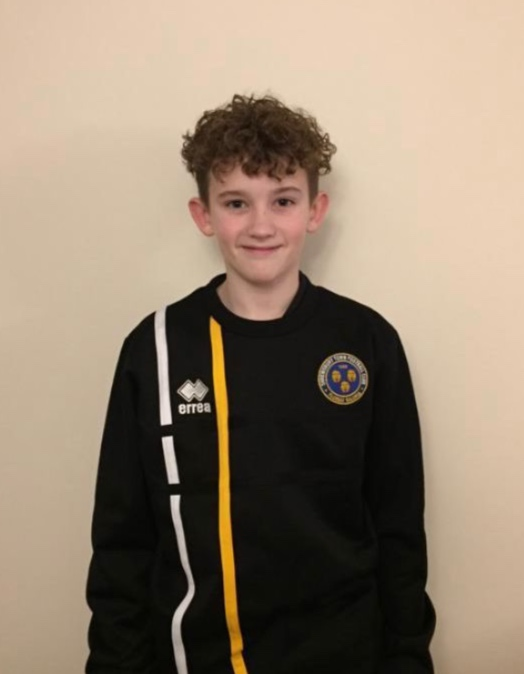 COREY COOPER - AGE: 13CLUB: SHREWSBURY FCPOSITION: LEFT BACKSTARTED IPDA: 2ND MAY 2017SIGNED FOR ACADEMY: 25TH OCTOBER 2018