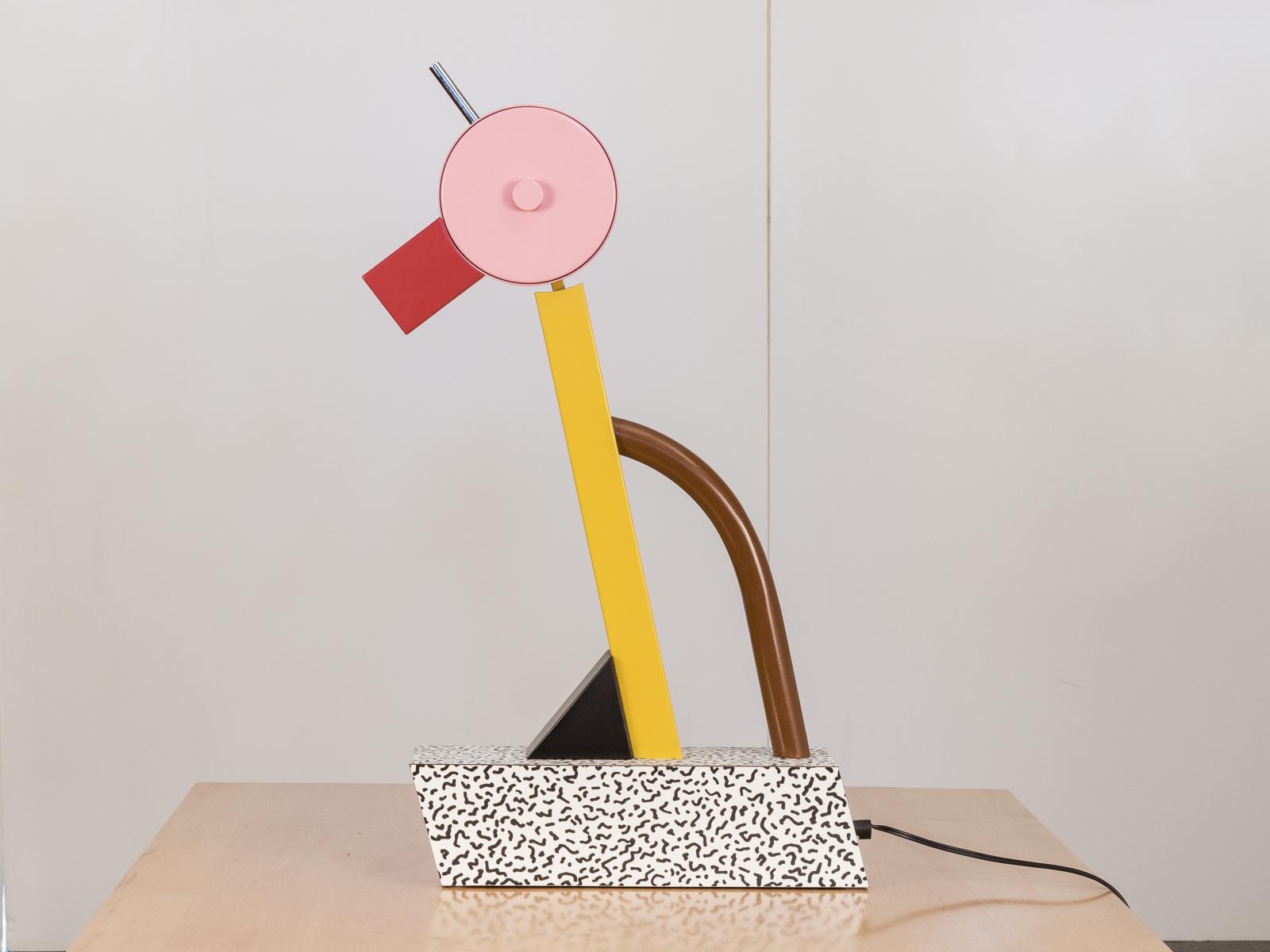 Tahiti Lamp by Ettore Sottsass