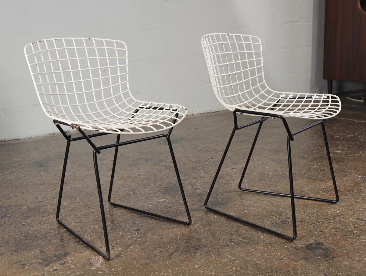 Kids Bertoia Chairs