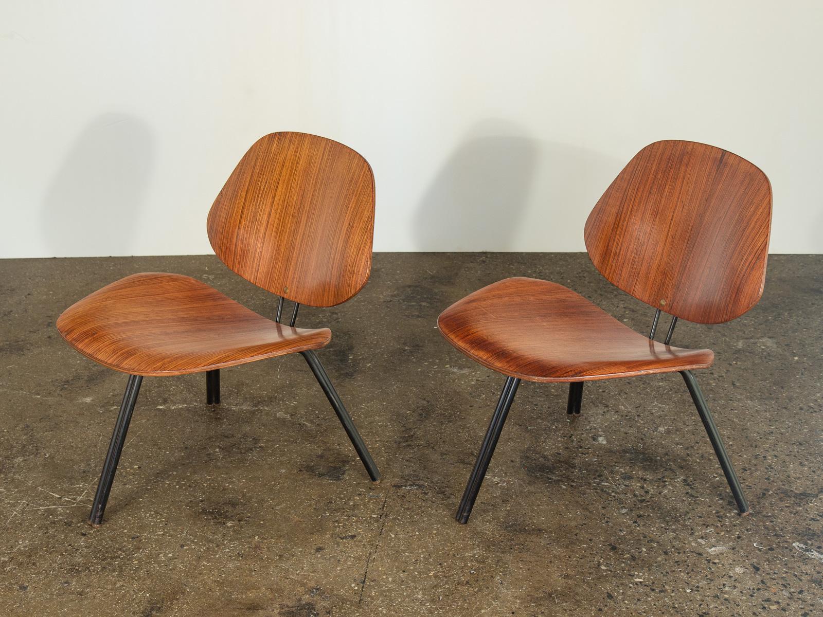 Osvaldo Borsani P31 Chairs