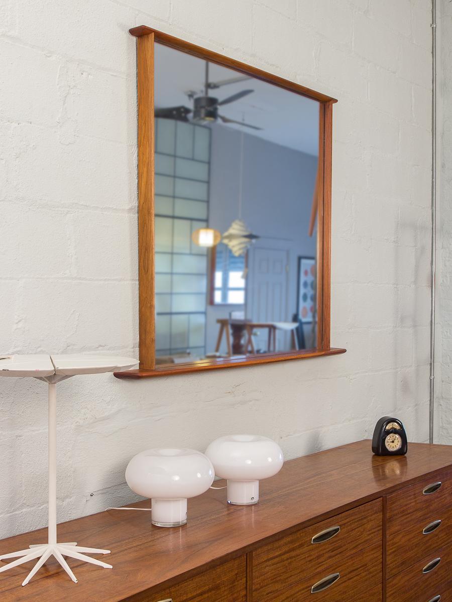 George Nakashima Origins Mirror for Widdicomb