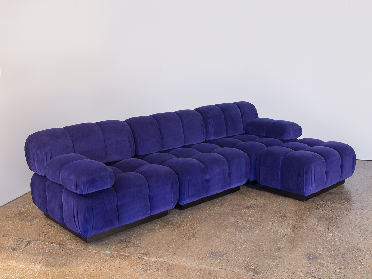 OAM Design Studio Modular Tufted Sofa