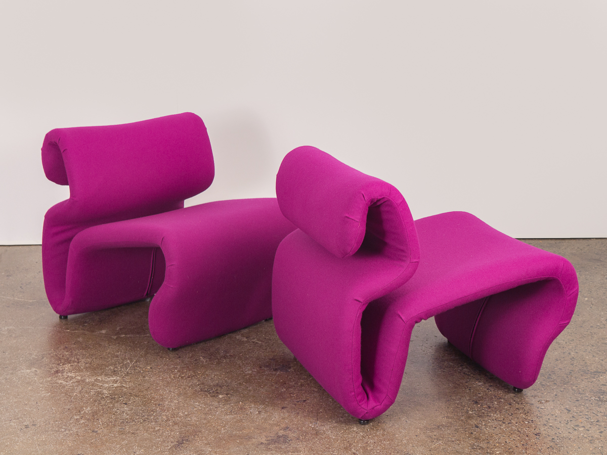 Etcetera Chairs by Jan Ekselius