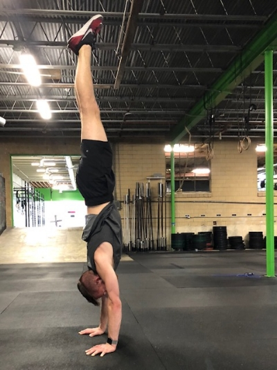 Gymnastics Mike