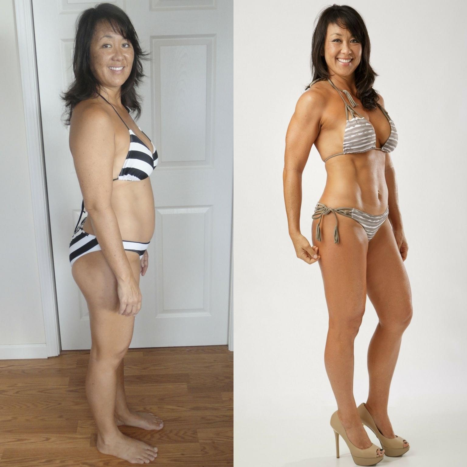 Don't think you can break old habits? Read Julie's Story... - Before meeting Keoni and doing the TRANSFORM Challenge I drank too much, ate the wrong foods, didn't exercise, and hid a smoking habit. I slipped into mild depression. The TRANSFORM Challenge was pivotal in my life: I broke my unhealthy relationship with food, stopped smoking, and only drink on occasion. I feel on top of the world!-Julie Lovett