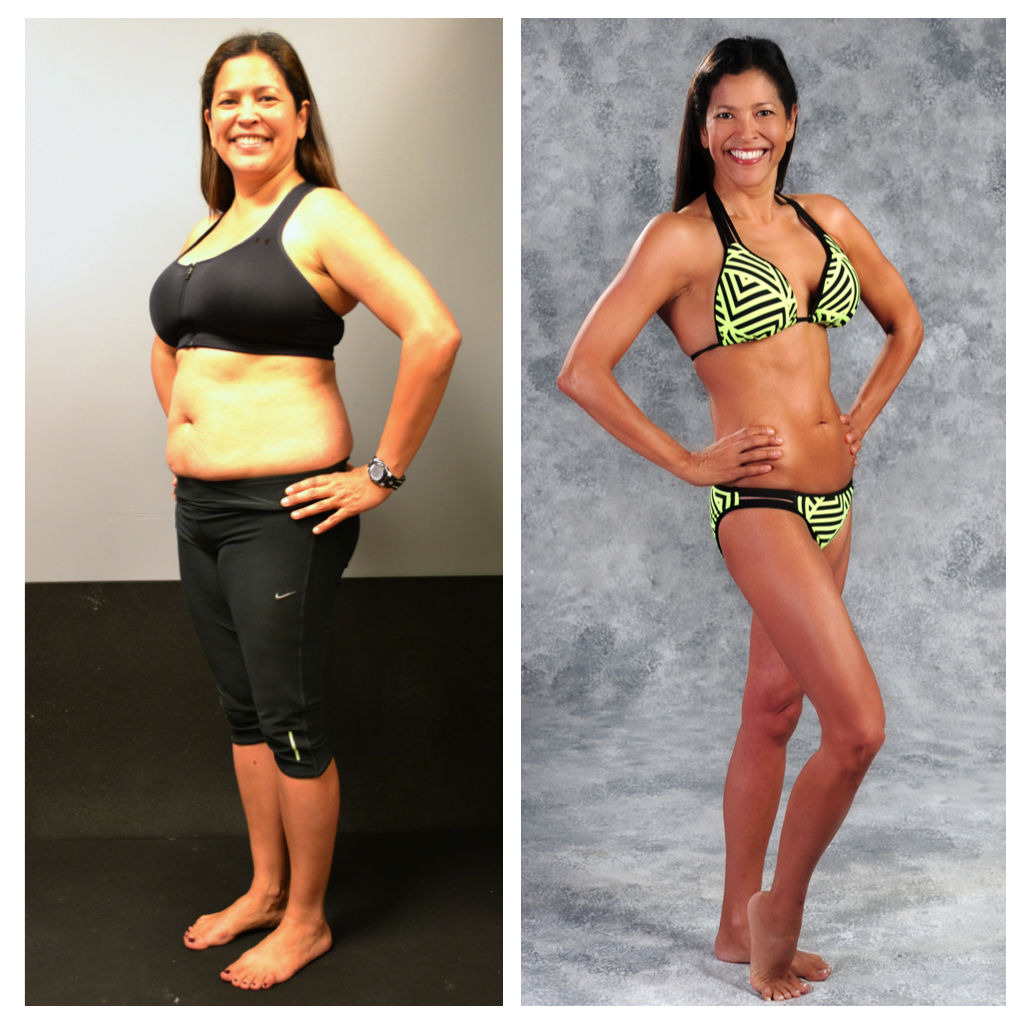 "Think you've failed too many times in the past to ever see success? Read Julie's Story... - I kept thinking ""I won't hold you to it,"" when Coach Keoni shared that TRANSFORM delivers ""dramatic, visible, physical change."" I knew the program worked for others, but they hadn't met the likes of me! I had tried everything, would lose a pound or two, it never stuck. I was WRONG! I dropped three dress sizes. I have a new relationship with food. I used to live to eat—now I eat to live. All I had to do was show up and follow instructions. The CrossFit community supports each other's successes. After surgery for a pre-existing injury, the coaches modified my workouts to keep me on track. This is life changing. I'm in it for life!-Julie Meier"