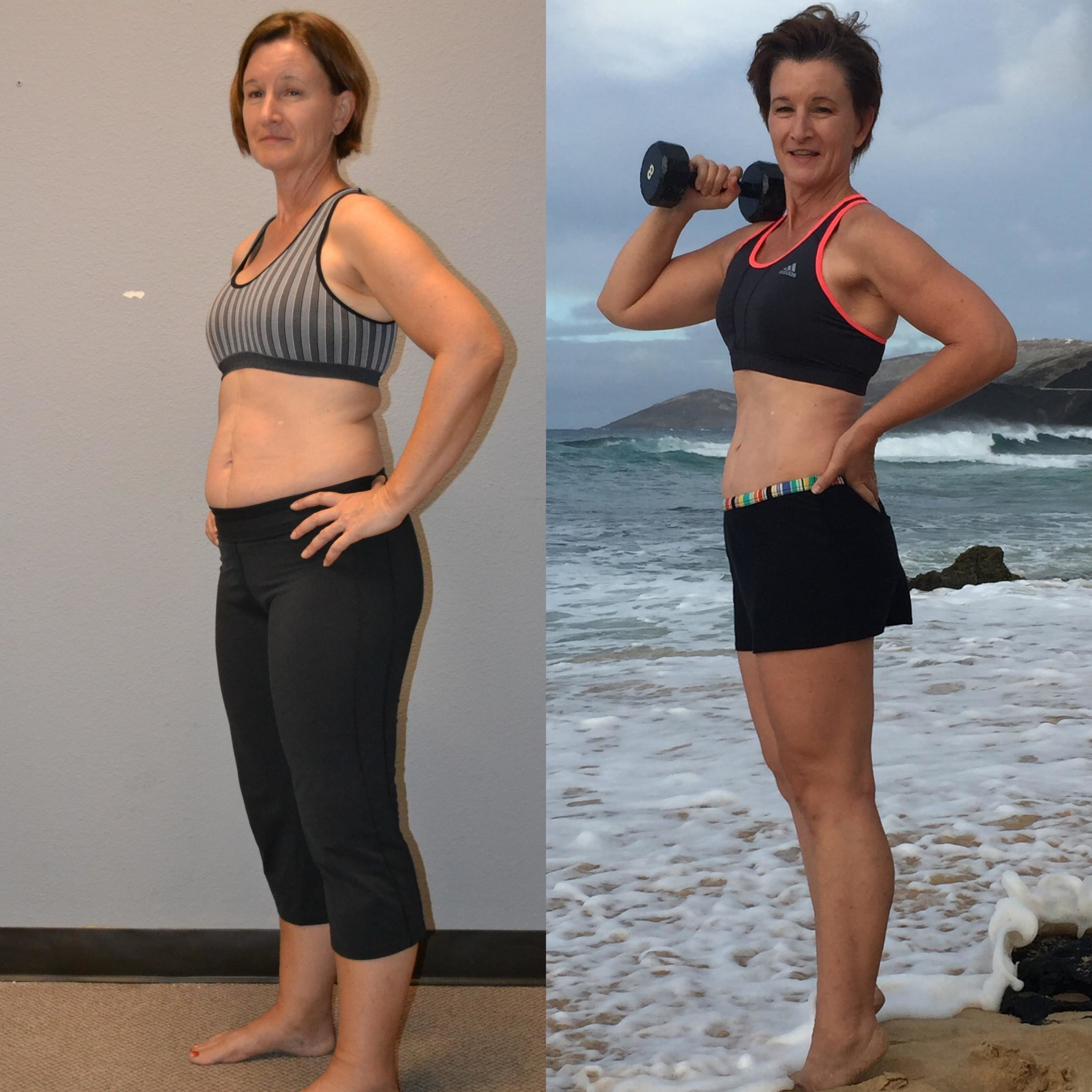 Think you're too burnt out and stressed because of age? Read Anne's Story... - TRANSFORM and Keoni enabled me to lose weight, build strength, and increase energy at a time when many people my age give in to stress, weight gain, and burnout. TRANSFORM creates a cycle of benefits—the more fat I exchange for muscle, the better and stronger I feel and I'm able to achieve more, dedicating me to stick to the plan. Support of others keeps me motivated and honest with myself. I love the guidance, dedication, and interest of the coaches, and camaraderie within my workout group and among the membership in my CrossFit family.-Anne Sing
