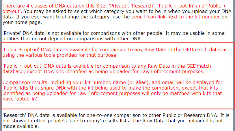 GEDmatch terms of service opt-in law criminal violation 2.jpg