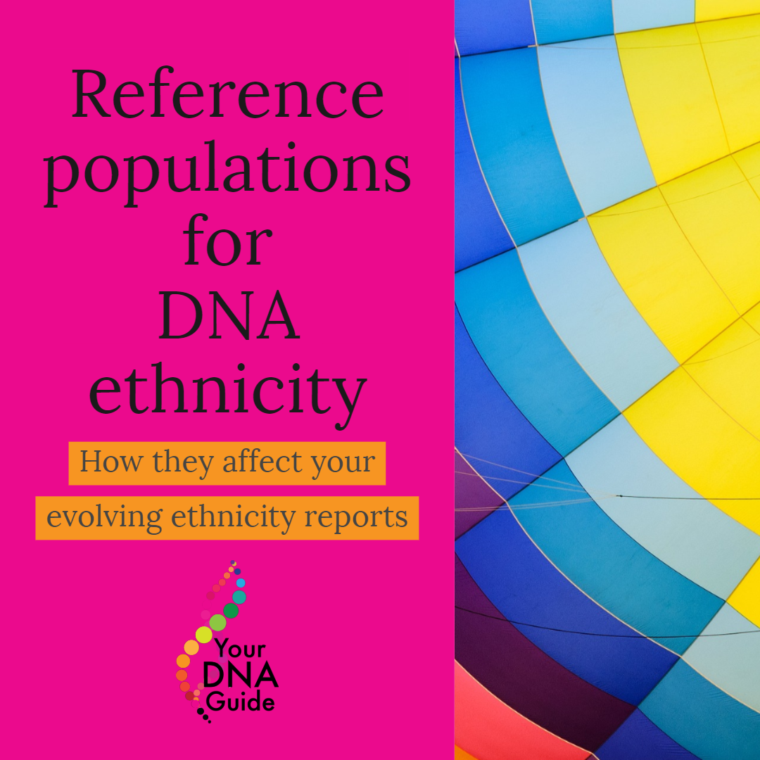 Reference Populations for DNA Ethnicity