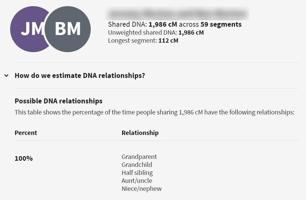 DNA testing limitations half siblings relationship possibilities.jpg
