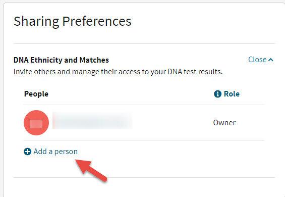 AncestryDNA share test results ethnicity match list 1.jpg