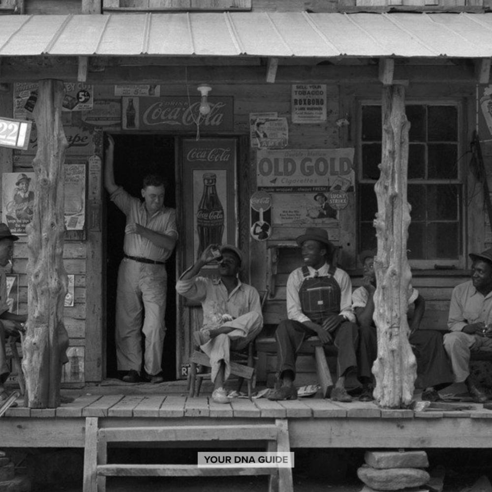 Connecting Descendants Enslavers Enslaved African American white black slavery DNA IO.png