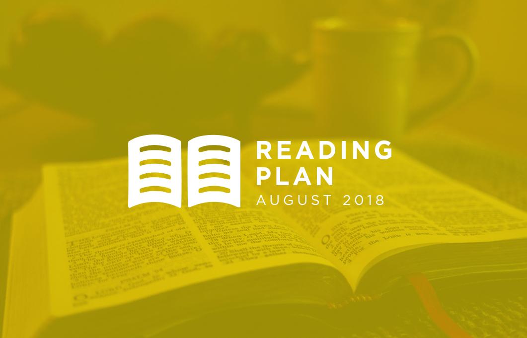 Reading Plan — Summit Church