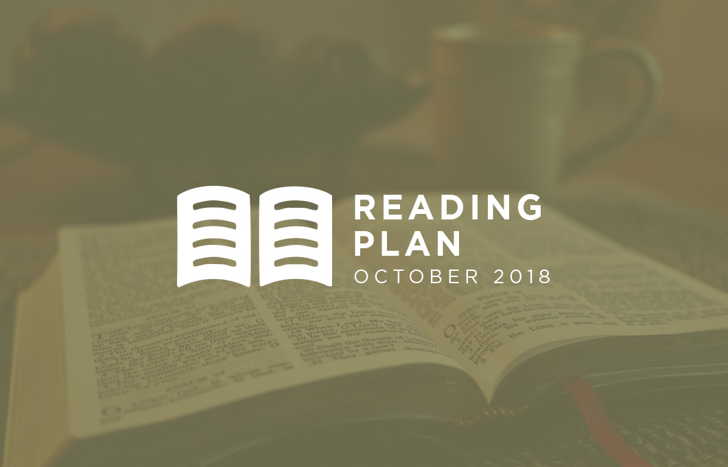 Reading Plan — Summit Church