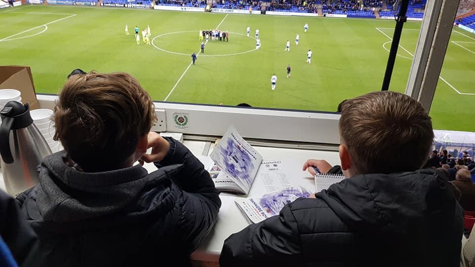 Press Box - Match Reports