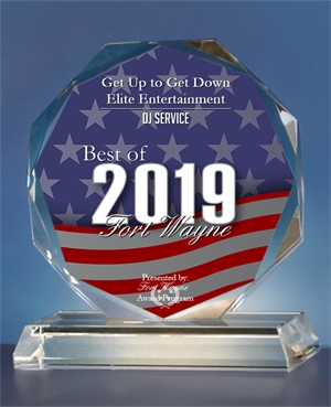 Best DJ Service - Fort Wayne Awards Program - 2019