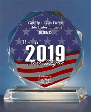 Best DJ Service - Fort Wayne Awards Program - 2019