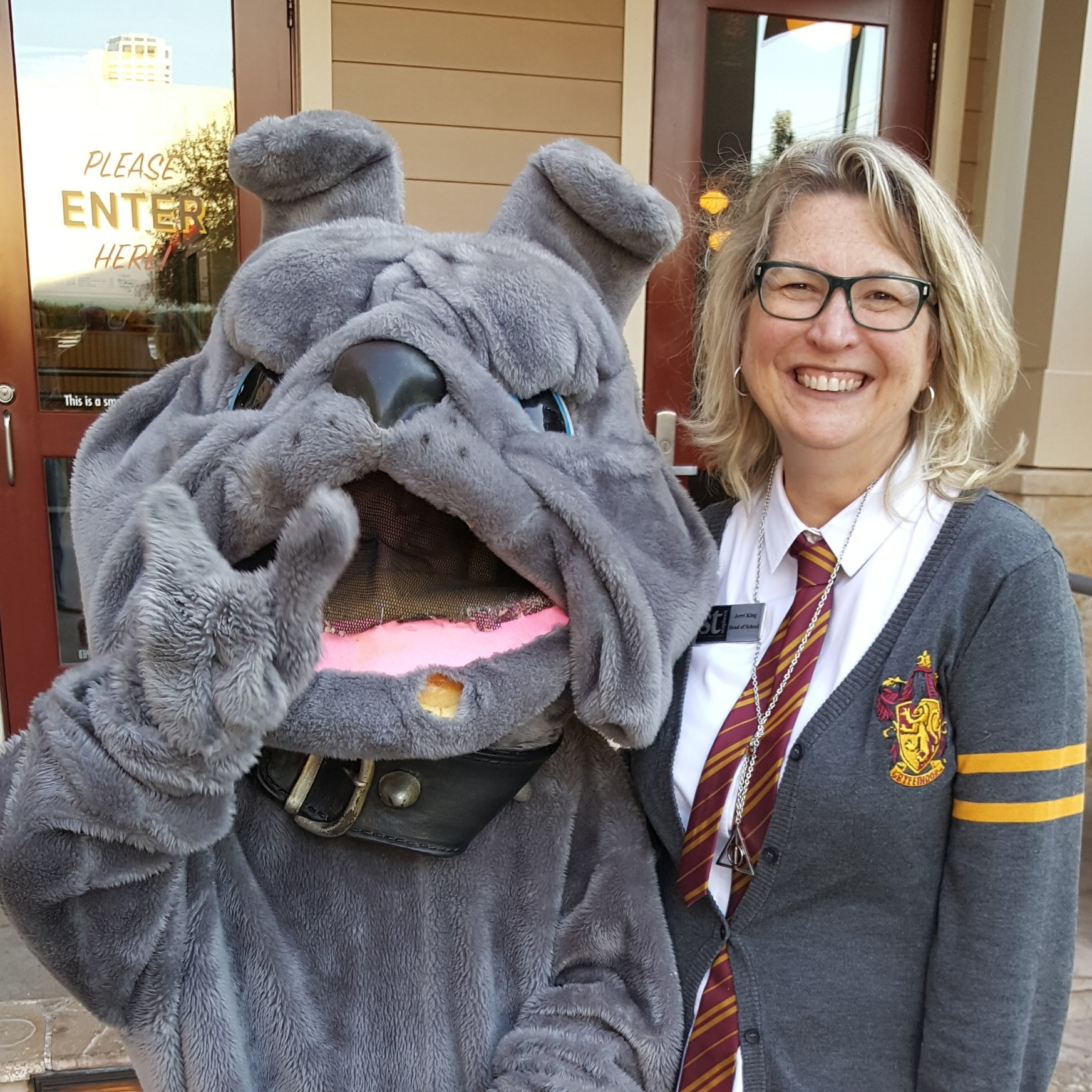 Jerri King, Head of School  - Ms. Jerri will be available to meet you as you tour and visit campus, personally sharing many of the St. Stephen's stories.
