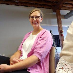 Jessica Parkerson - School Parent   Treasurer  Veterinarian -
