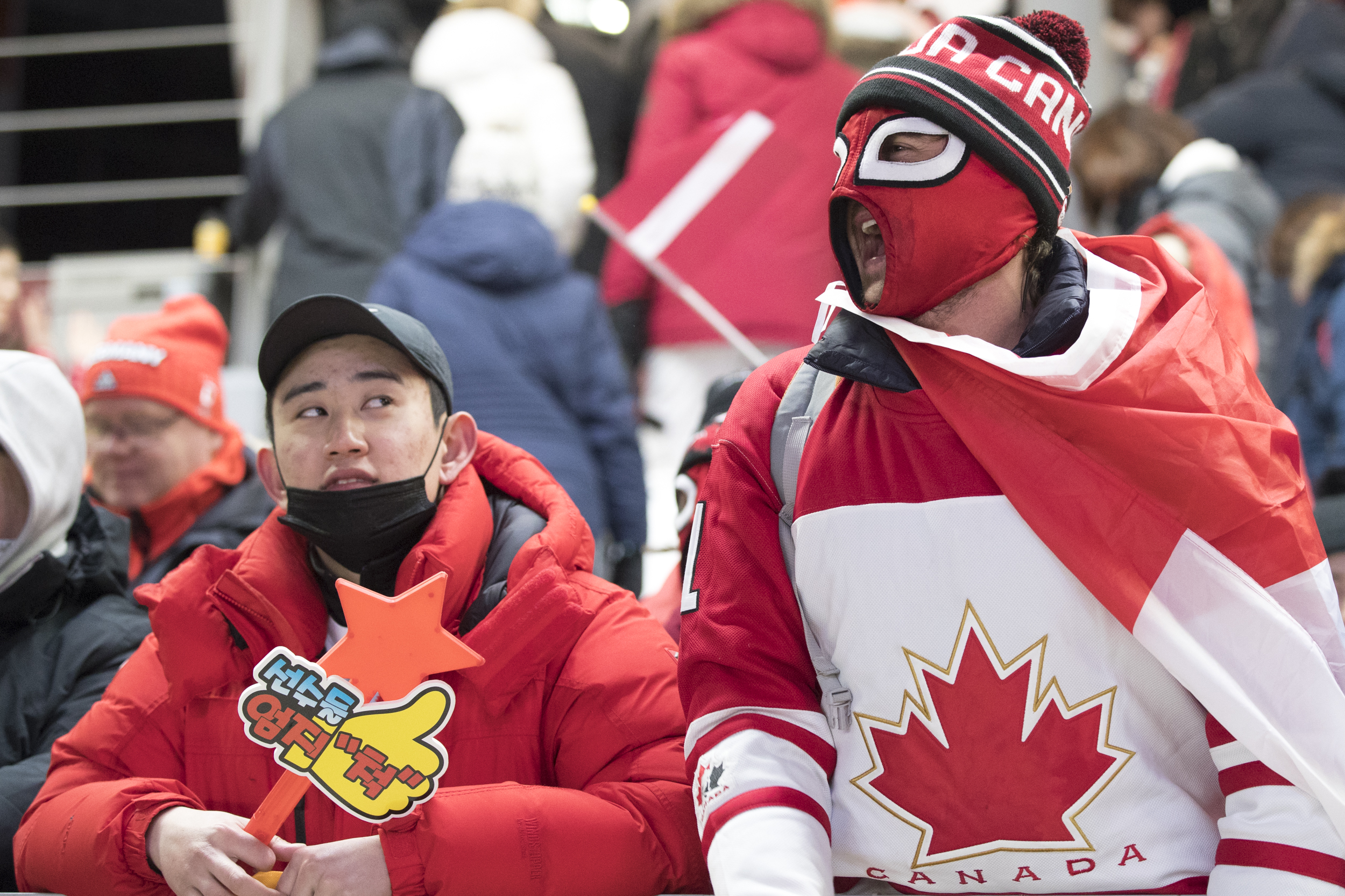 Alexander Kopacz and Justin Kripps win gold in the 2-man bobsleigh at the PyeongChang 2018 Olympic Winter Games in Korea, Monday, February 19, 2018.