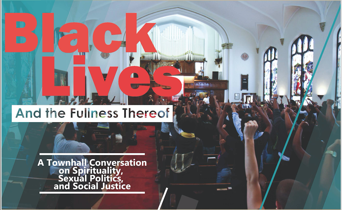 """I am one of the panelists at""""Black Lives and the Fullness Thereof: A Town Hall Conversation on Spirituality, Sexual Politics, and Sexual Justice."""" The Town Hall will be held on Monday, September 28, 2015. It is sponsored by  CARSS , and you can follow the conversation on Twitter at  #CARSSTownHall .  In my remarks, I'm going to talk about Jephthah's Daughter in Judges 11. If you're not familiar with the text, here are some suggestions for further reading.  Judges 11  text   Women's Bible Commentary   Texts of Terror   A Feminist Companion to Judges   Judges : A Feminist Companion to the Bible #SayHerName  Report  Pinterest Board:  Jephthah's Daughter"""