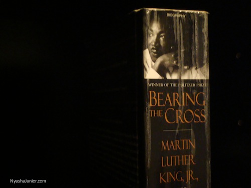 Exciting research for my  SBL   presentation!   David J. Garrow,  Bearing the Cross: Martin Luther King, Jr., and the Southern Christian Leadership Conference