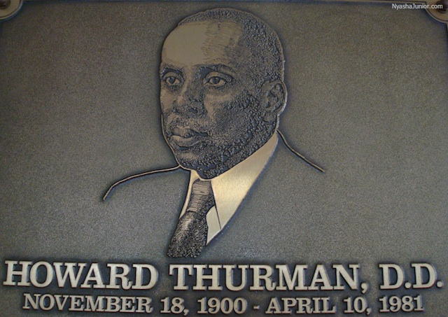 Happy Birthday,  Howard Thurman !