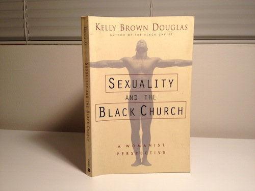 """It is necessary for White society to control Black people's sexuality, meaning their bodies and reproductive capacities, so as to control them as a people."" (p. 23)      Kelly Brown Douglas ,  Sexuality and the Black Church: A Womanist Perspective      Image: N. Junior"