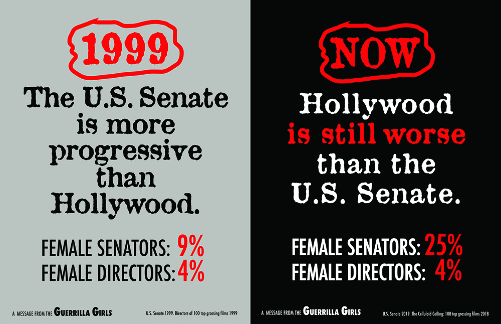 THE U.S. SENATE IS MORE PROGRESSIVE THAN HOLLYWOOD, UPDATE