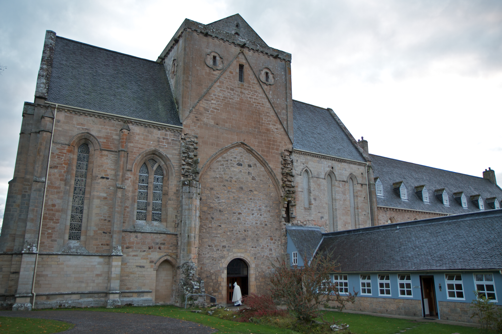 The North Transept