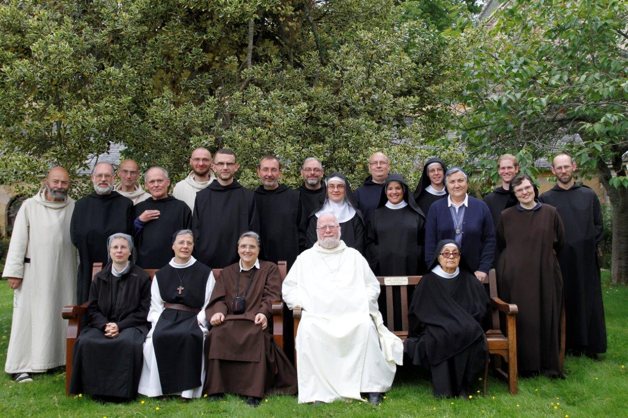 International meeting of on-going monastic formation