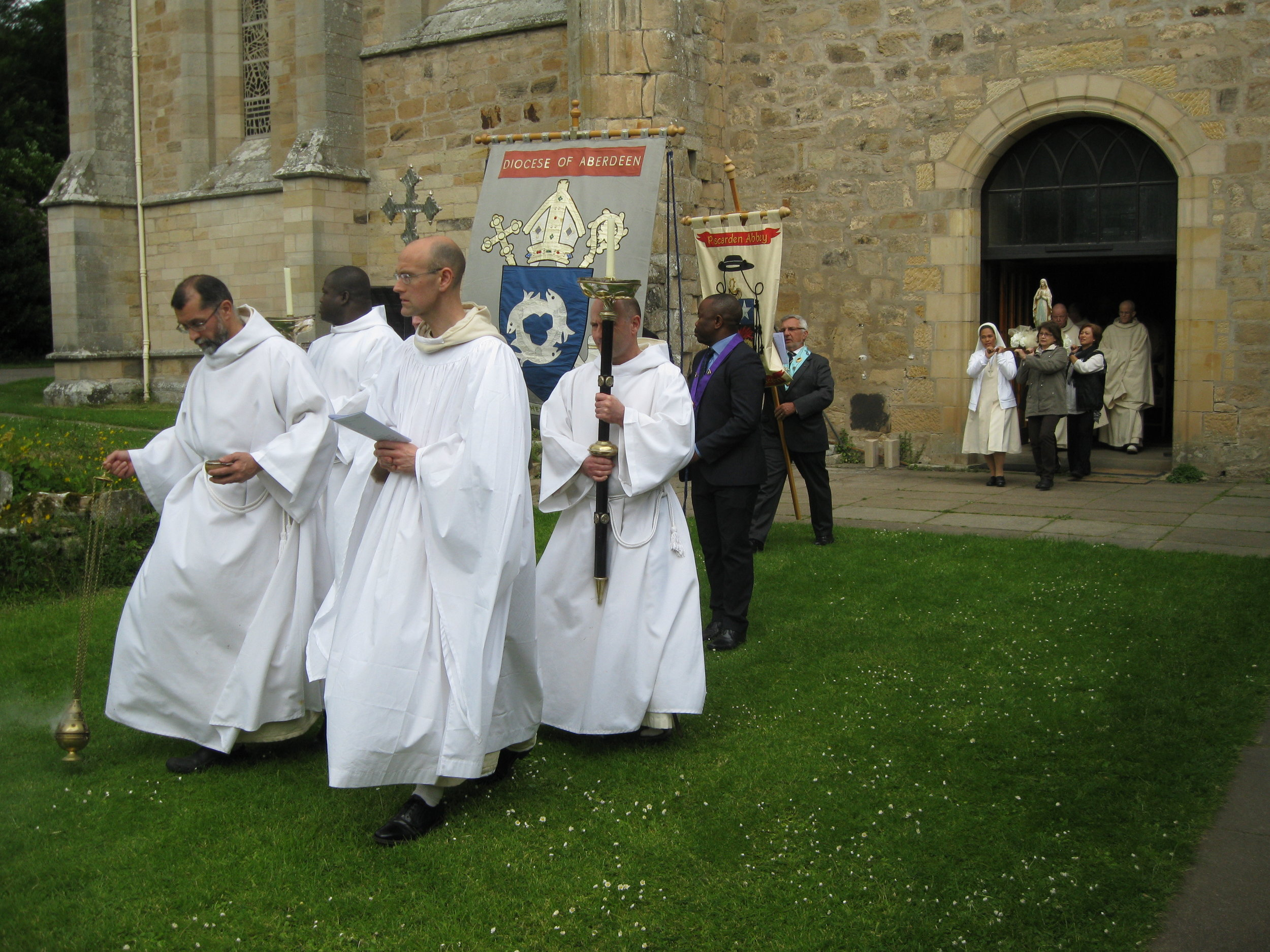 Marian Procession 1