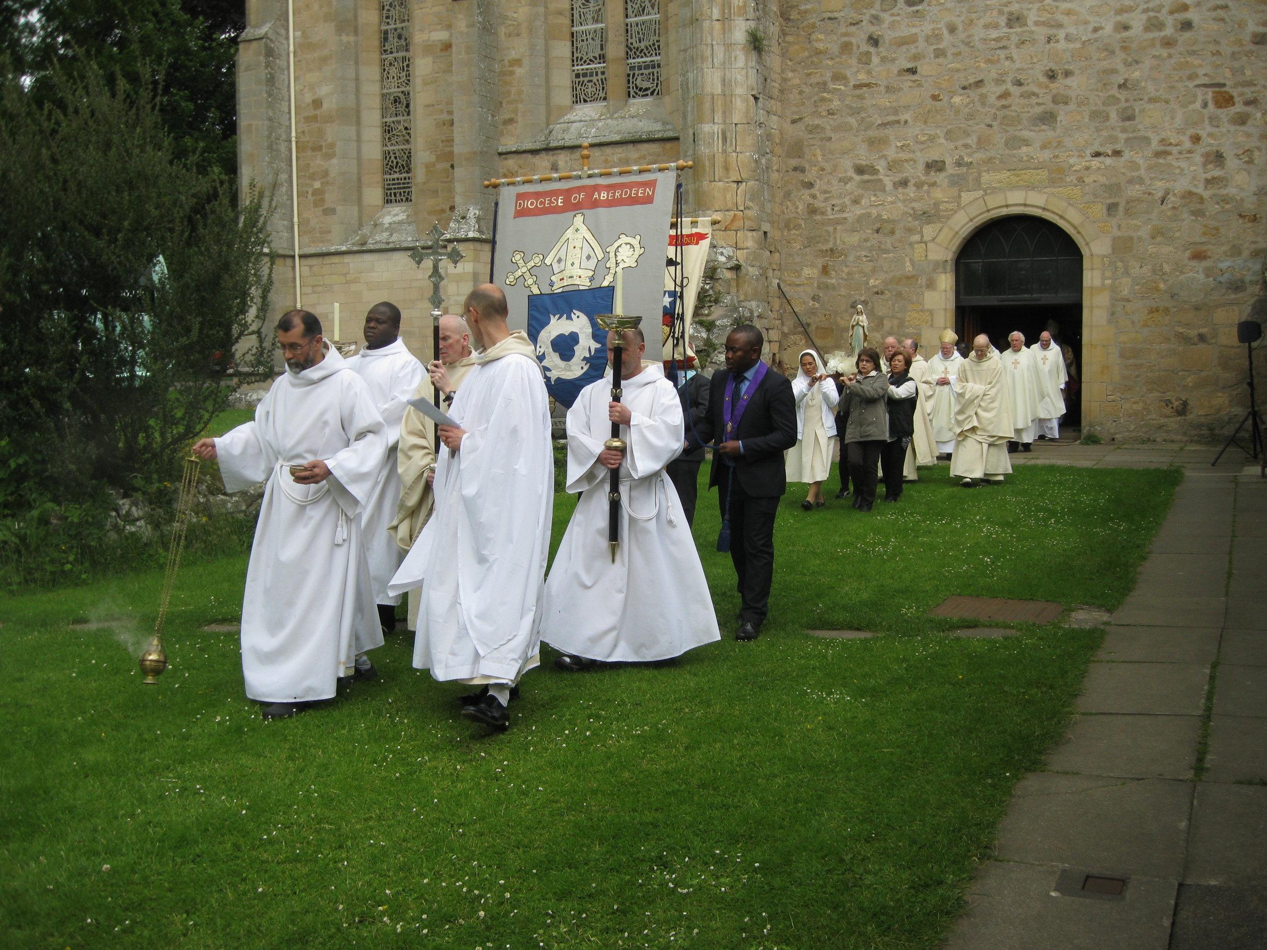 Marian Procession 2