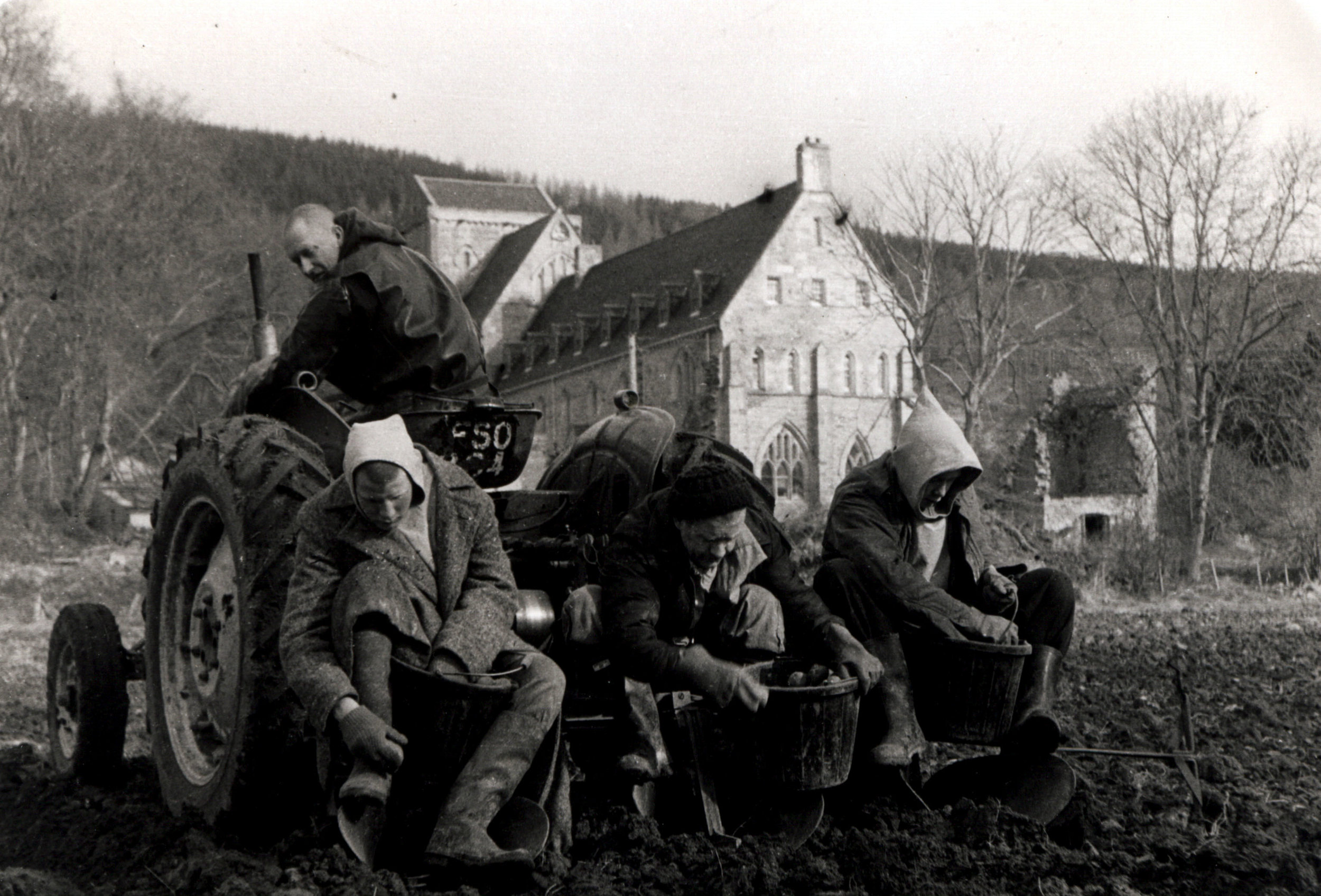 On the tractor 1970s.jpg