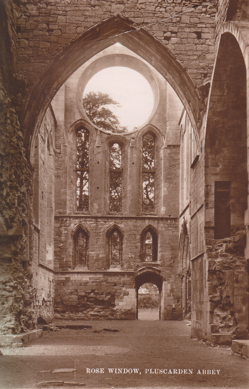 North Transept Windows