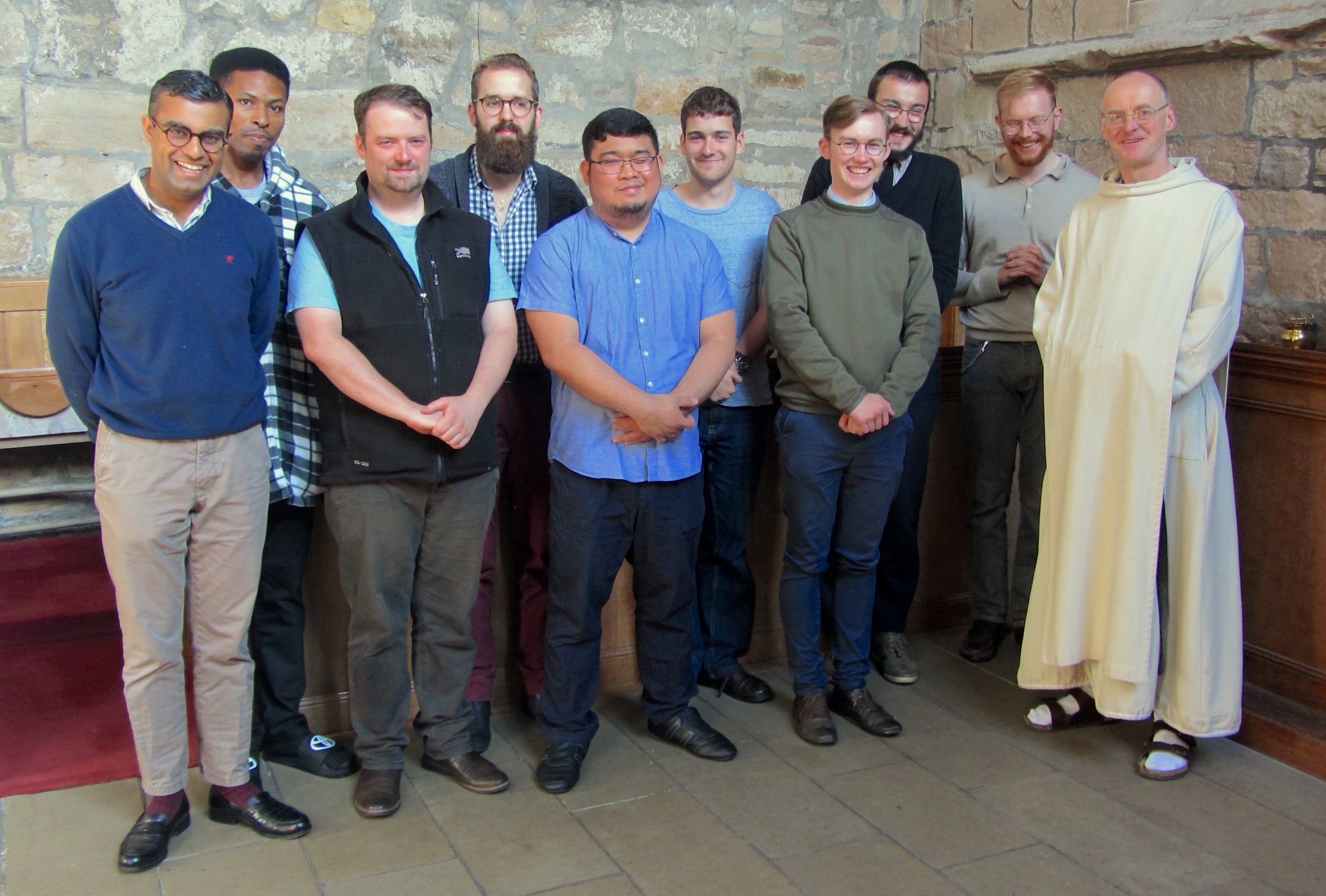 Monastic Experience Weekend 2018