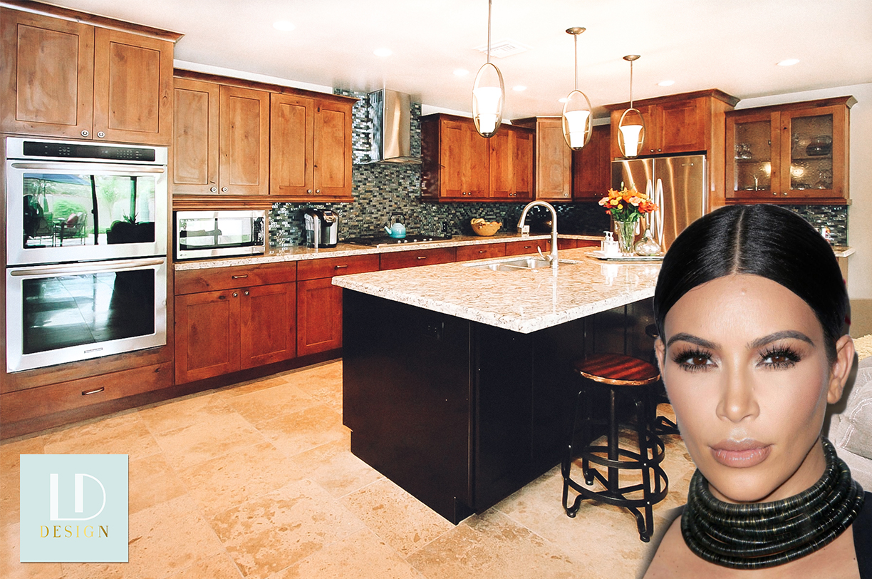 Which Kardashian Is Your Kitchen Most