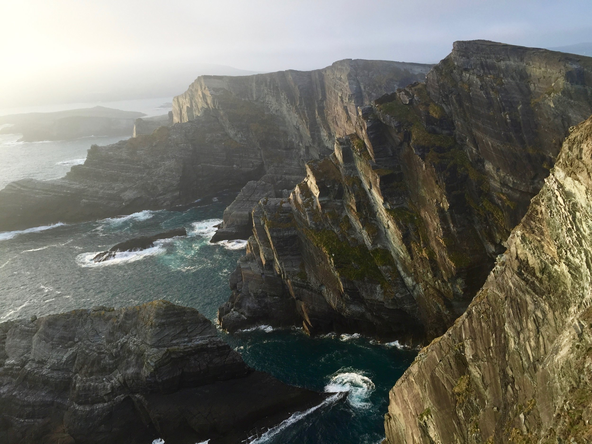 The Cliffs of Kerry