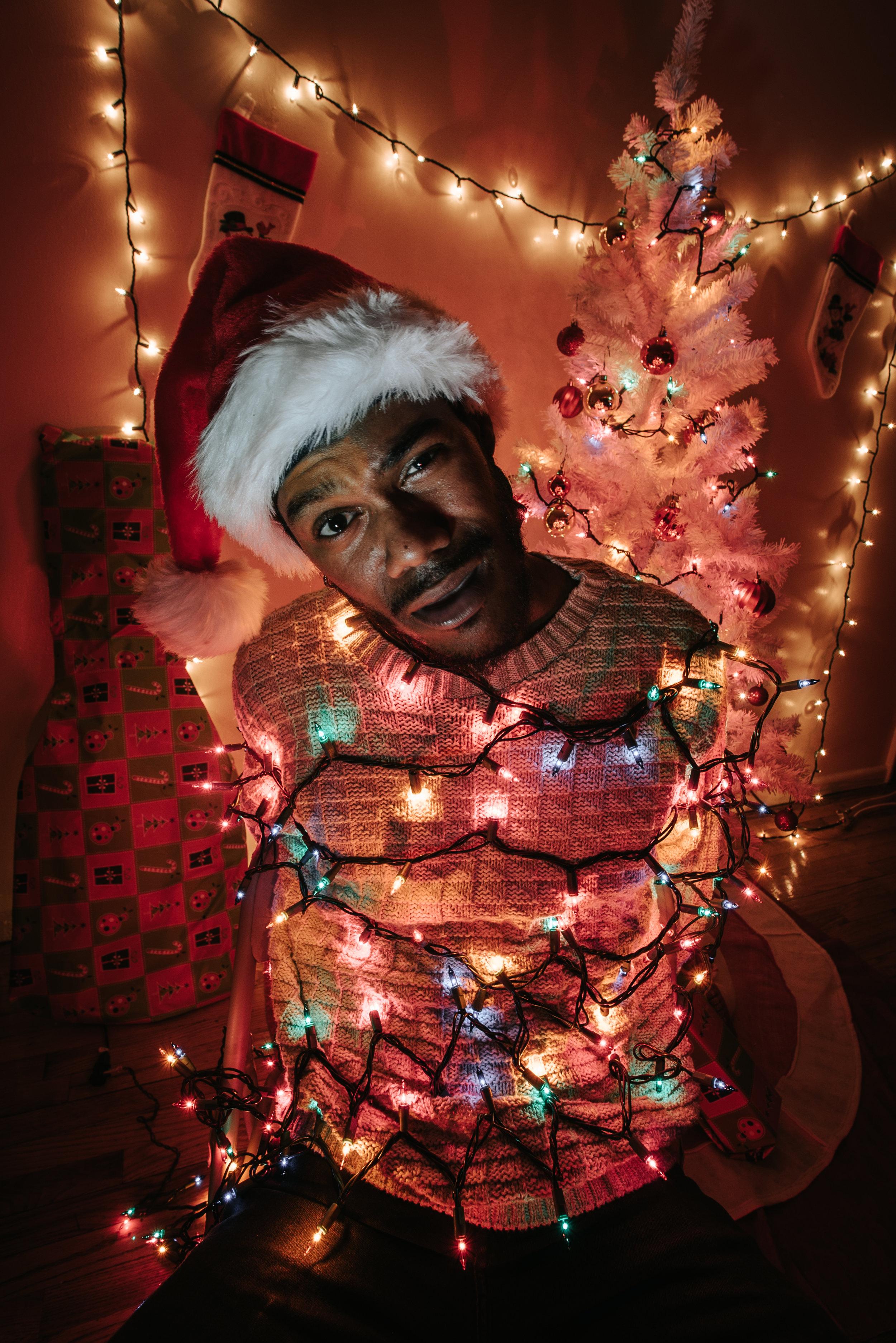 ghetto guitar christmas