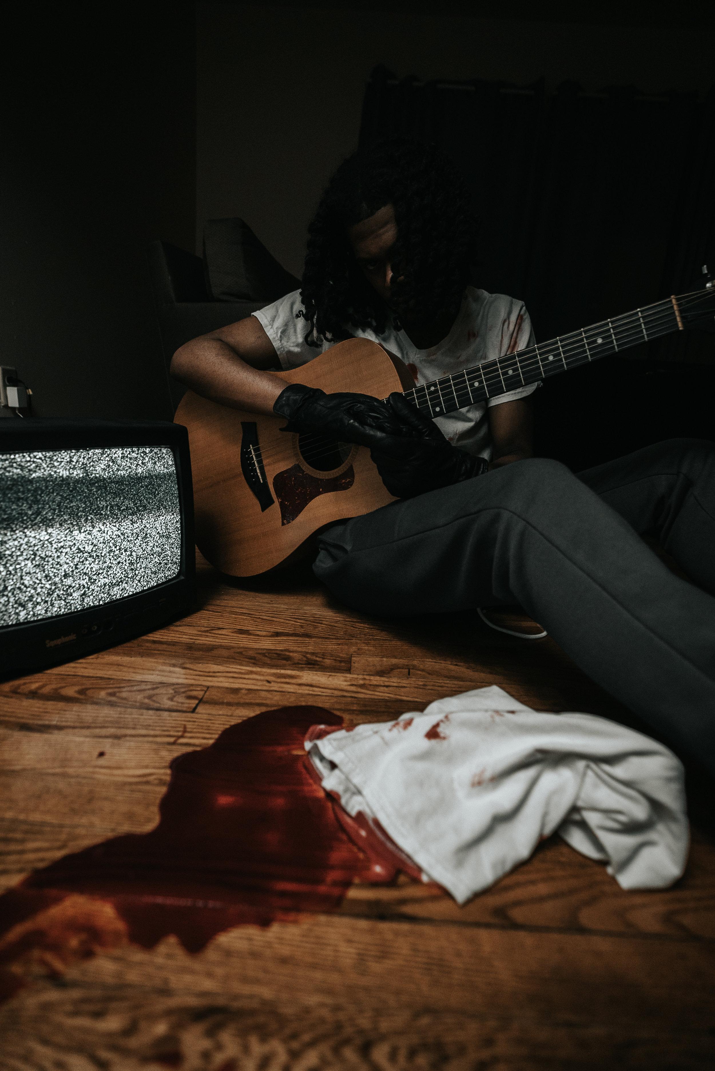 ghetto guitar