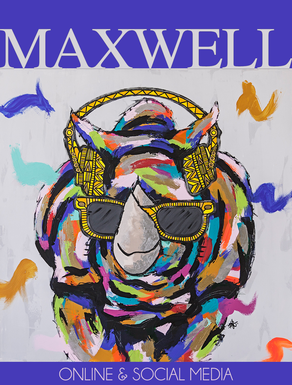 MAXWELL ONLINE MAY 2019