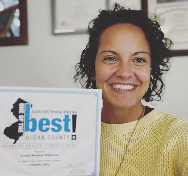 Wow wow wow wow! . . Thank you to everyone who voted for us to be @asburyparkpress Best of Ocean County!! We pride ourselves on giving our patients the best experience possible and are just thrilled to be given this award ❤️❤️