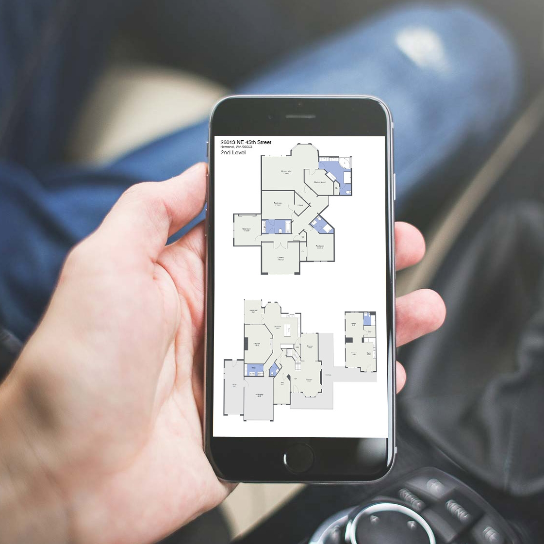 commercial property floor plan creation