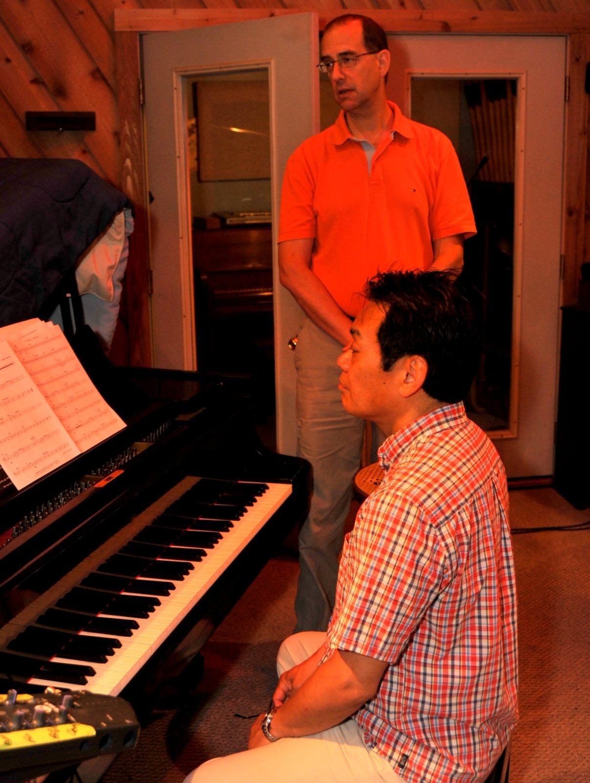 Recording Session