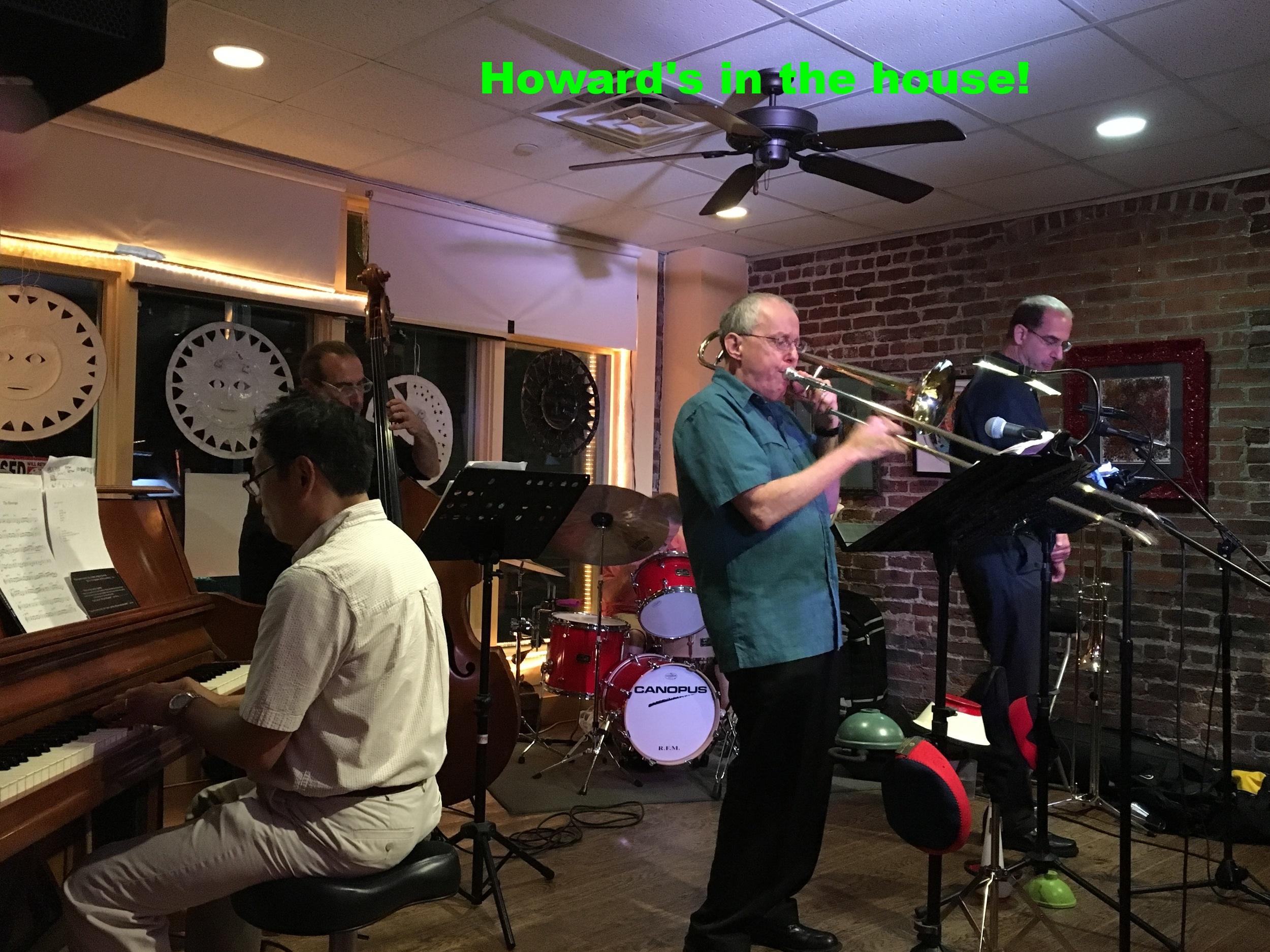 Hudson Valley Jazz Festival at the BeanRunner Cafe