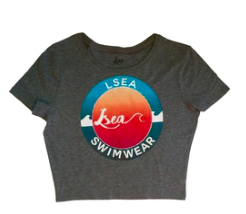 Copy of Copy of Lsea Cropped Tee