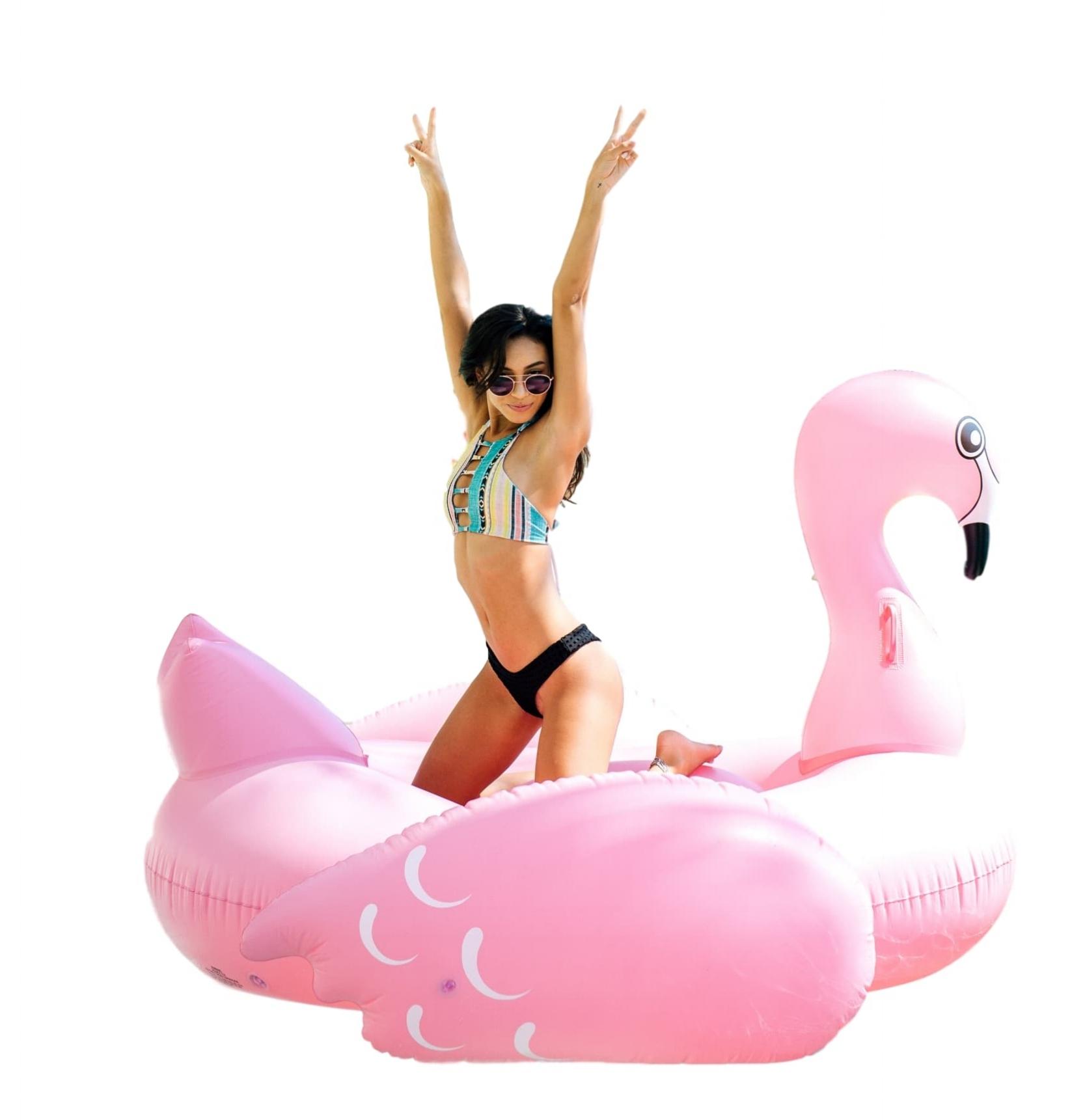 Copy of Copy of Giant Flamingo Float