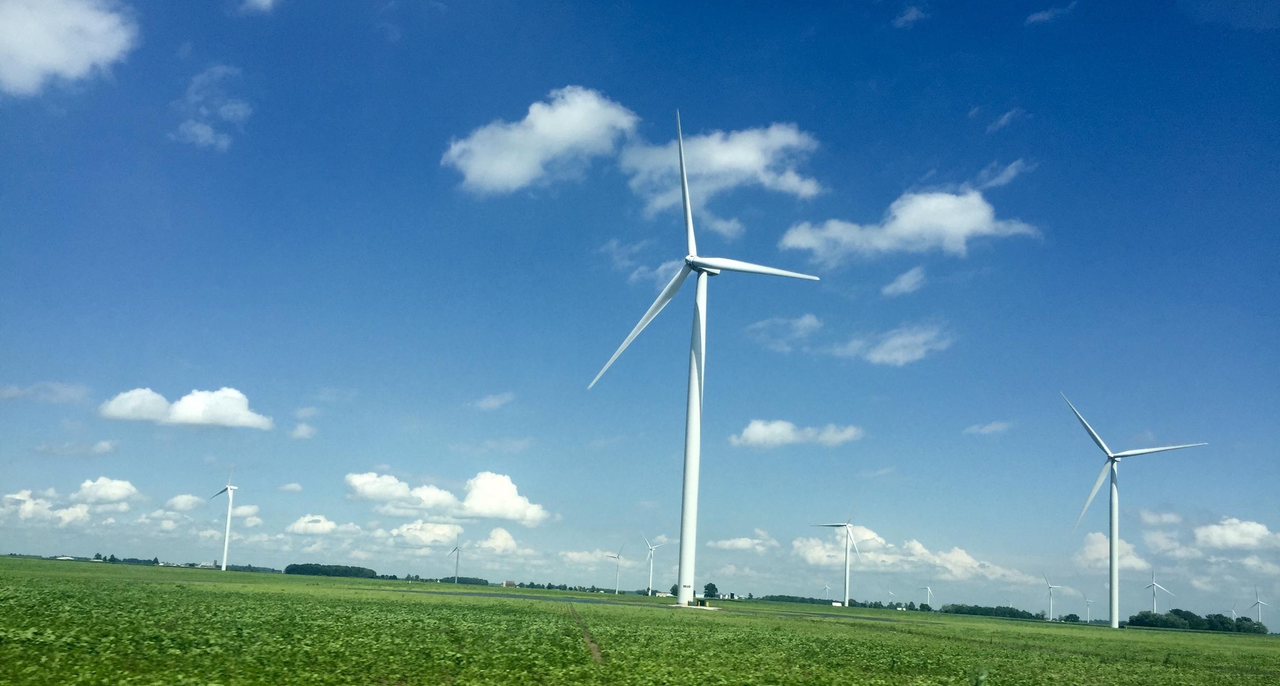 Rural Indiana is beautiful.