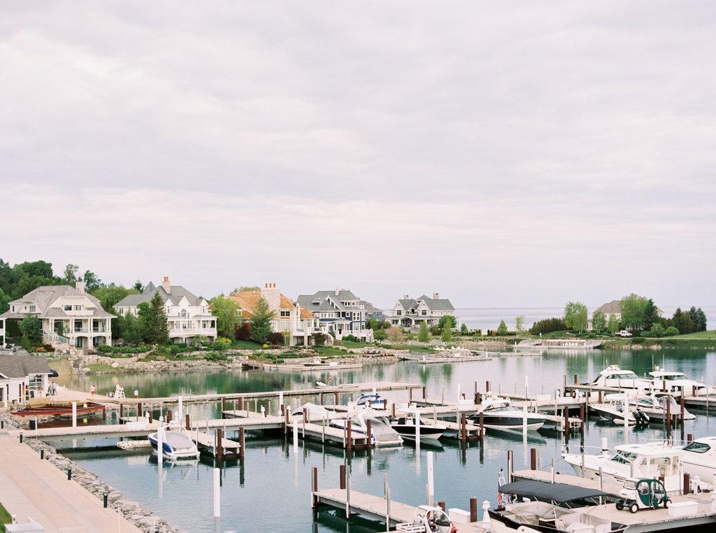 Bay Harbor Yacht Club Wedding Day.
